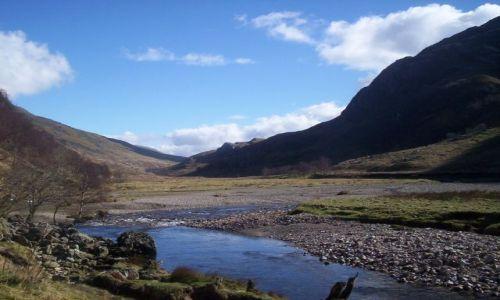 Zdjęcie SZKOCJA / Highlands / Koło Fort William / Dolina