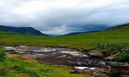 Zdjęcie SZKOCJA / highland / Loch Lomond and the Trossachs National Park / highland