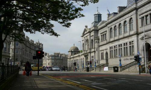 Zdjęcie SZKOCJA / Europa / Aberdeen / Aberdeen - miasto z kamienia