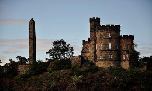 Zdjęcie SZKOCJA / Edynburg / Edynburg / Calton Hill