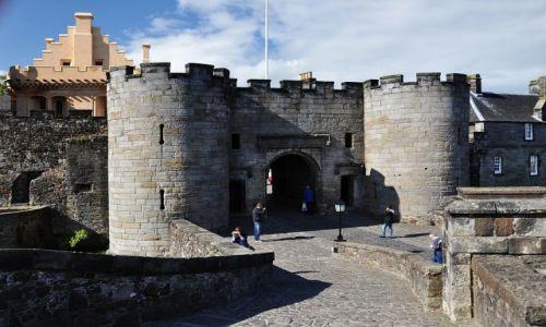 Zdjęcie SZKOCJA / Stirling / Stirling / Zamek Stirling