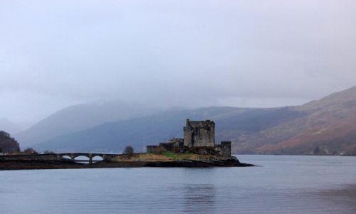 Zdjęcie SZKOCJA / Highlands / Eilean Donan / Z wizytą u Nieśmiertelnego
