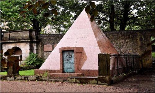 Zdjecie SZKOCJA / Edynburg / Edynburg / Szkocka Piramida
