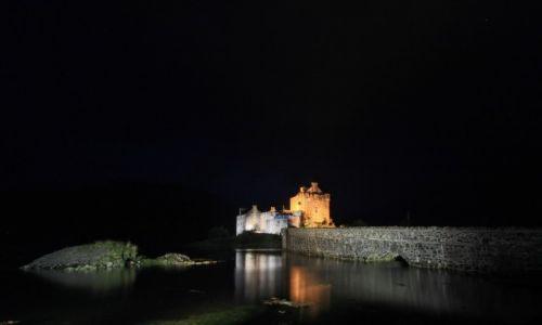 Zdjecie SZKOCJA / Skye and Lochalsh / Kyle of Lochalsh / Eilan Donan Castle