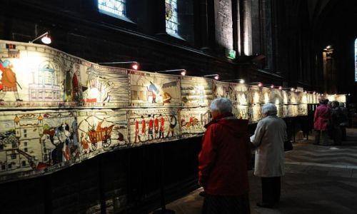 Zdjęcie SZKOCJA / Edynburg / Edynburg / The Great Tapestry od Scotland