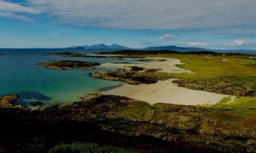 Zdj�cie SZKOCJA / West Highlands / Sanna Bay / Szkockie klimaty