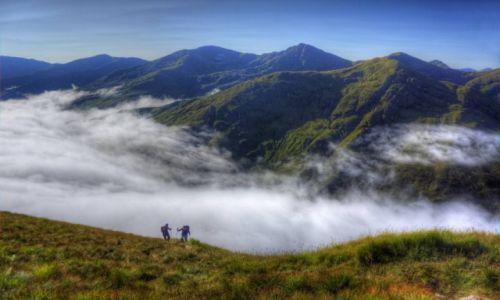 Zdjęcie SZKOCJA / Highland / Glen Shiel  / Five Sisters of Kintail, Glen Shiel