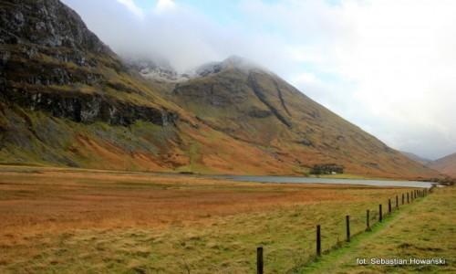 Zdjęcie SZKOCJA / Highlands / Highlands / kolory jesieni