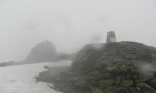 Zdjęcie SZKOCJA / Góry Grampian / KGE Najwyższy szczyt Szkocji  / Ben Nevis