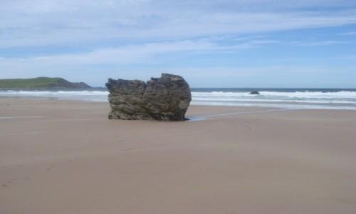 Zdjęcie SZKOCJA / Highland / plaża / plaże w Szkocji