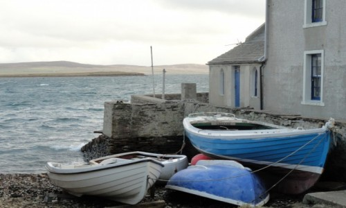 Zdjecie SZKOCJA / Orkady / Stromness / Stromness