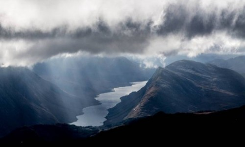 Zdjęcie SZKOCJA / Highlands / Glencoe / Loch Etive