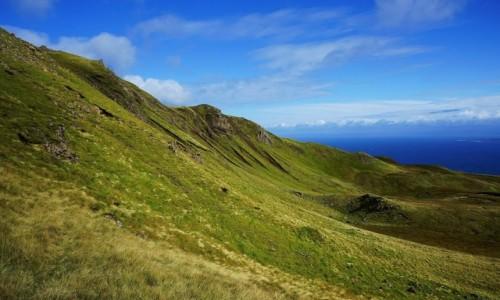 SZKOCJA / Wyspa Skye / Wzgórze Storr  / Kolory