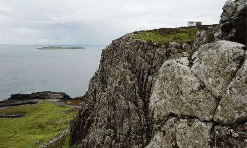 SZKOCJA / Wyspa Skye / Duntulum / The Lookout bothy