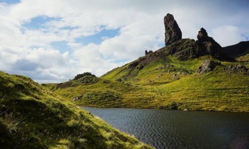 Zdjęcie SZKOCJA / Wyspa Skye / Wzgórze Storr  / Inne spojrzenie