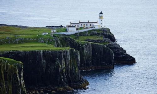 Zdjęcie SZKOCJA / Wyspa Skye / Glendale / Neist Point