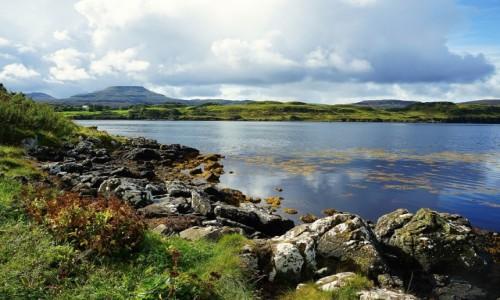 Zdjęcie SZKOCJA / Wyspa Skye / Zamek Dunvegan / Loch Dunvegan