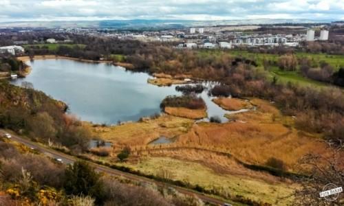Zdjęcie SZKOCJA / - / Edynburg / Holyrood Park