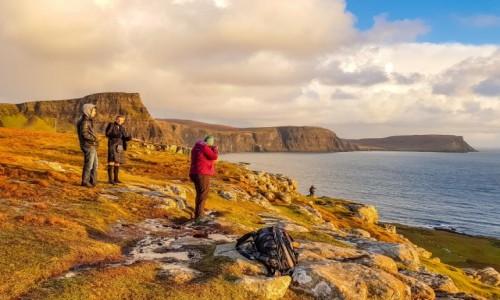 Zdjecie SZKOCJA / Wyspa Skye / Wyspa Skye / Nest Point