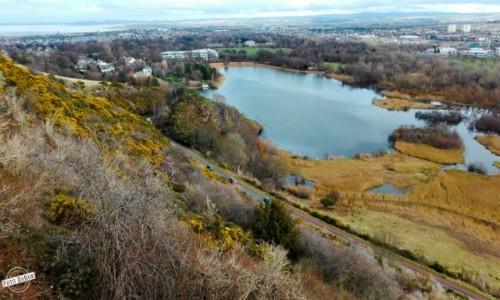Zdjecie SZKOCJA / Edynburg / Holyrood Park / Holyrood Park
