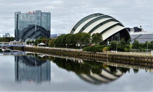 Zdjęcie SZKOCJA / Glasgow / Rzeka Clyde / Turbowizja