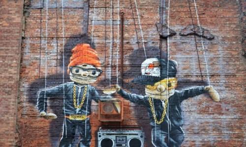 SZKOCJA / Glasgow City / Glasgow / Let's dance