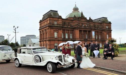 Zdjęcie SZKOCJA / Glasgow / Pałac Ludowy / Szkocki ślub