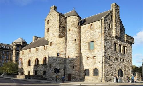 Zdjecie SZKOCJA / Glasgow / Castle Street / Muzeum sztuki i życia religijnego St Mungo