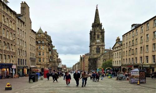 Zdjecie SZKOCJA / Edynburg / Parliament Square  / Katedra św. Idziego