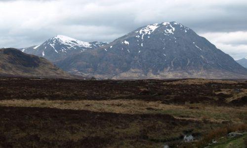 Zdjęcie SZKOCJA / Highlands / Highlands / Szkocja w chmurach
