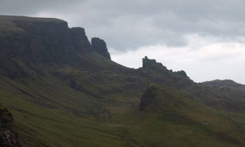 Zdjęcie SZKOCJA / Isle of Sky / Isle of Sky / Krajobraz wyspy Sky