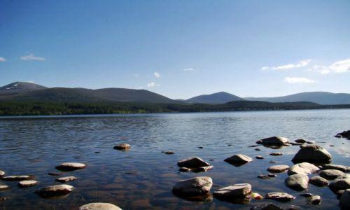Zdjęcie SZKOCJA / Cairngorms Mountains / Loch Morlich / dwa dni w Szkocji