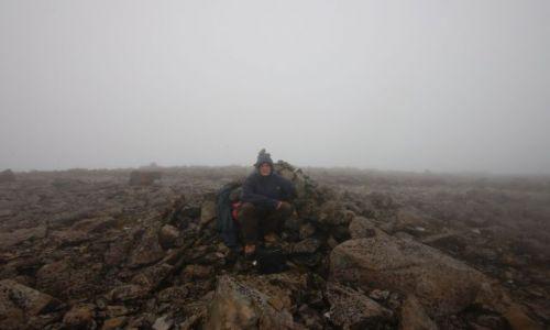 Zdjecie SZKOCJA / Fort William / Ben Nevis / Najwyższy szczy