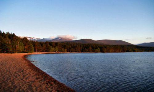 Zdjęcie SZKOCJA / Cairngorm Mountain / Highland / zachod  , podobny do innych ,ale jakze niesamowity