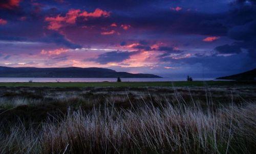 Zdjecie SZKOCJA / Highland / Skye / poranek na wyspie Skye