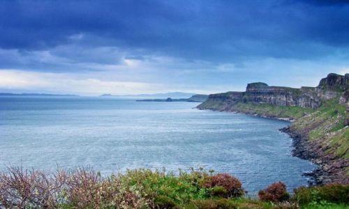 Zdjęcie SZKOCJA / Highland / Skye / czyzby nadzieja na przejasnienie ?
