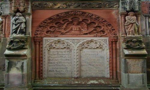 Zdjecie SZKOCJA / East Lothian  okolice  Edinburgh / Roslin / Rosslyn Chapel