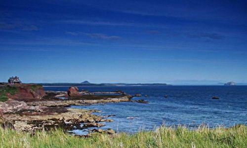 Zdjęcie SZKOCJA / poludnio - wschodnie wybrzeze Szkocji / Dunbar / pozegnanie z Dunbarem  :))))
