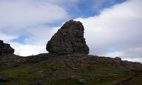 Zdjecie SZKOCJA / Wyspa SKye / Trotternish / Old Man of Storr