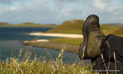 Zdjecie SZKOCJA / Isle of Skye / Dunvegan / Coral Beach