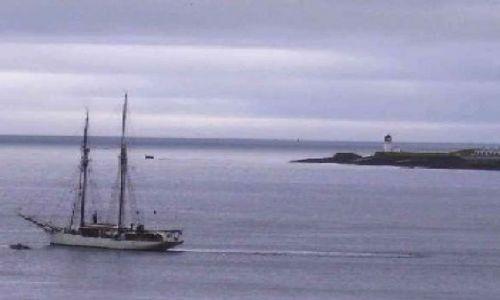 Zdjęcie SZKOCJA / Hebrydy Zewnętrzne / wyspa Lewis / Stornoway 1