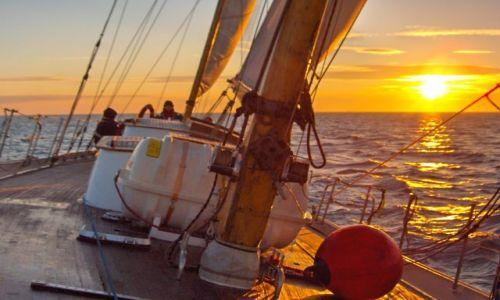 Zdjecie SZKOCJA / Północny Atlantyk / Już tylko dwa dni do lądu  / Spokojne morze