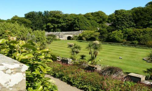 Zdjęcie SZKOCJA / ayrshire / brak / ogrody szkockie