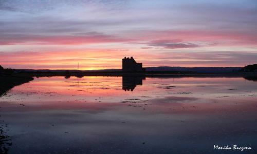 Zdjecie SZKOCJA / Szkocja / Arran Island / Zamek Lochranza