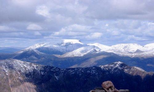 Zdjecie SZKOCJA / Szkocja / Fort William / Ben Nevis