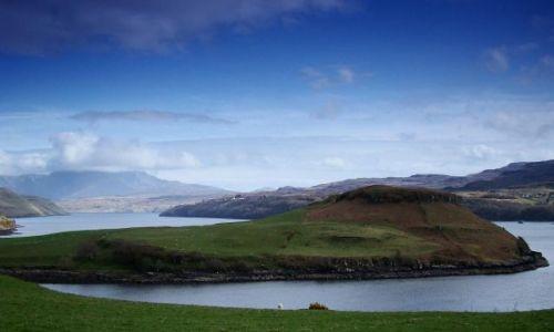 Zdjecie SZKOCJA / Highland / Wyspa Sky / na wyspie Sky