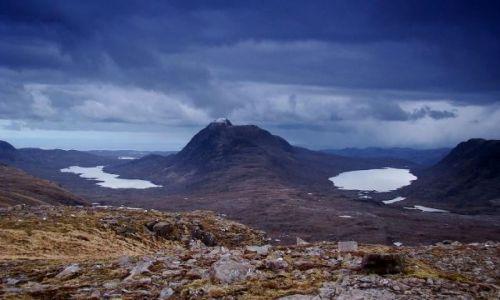 Zdjecie SZKOCJA / Highland / Brinn  Dearg / Glen  Torridon