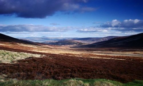 Zdjecie SZKOCJA / Central Scotland / Cairngorms National Park /  this is it  :))