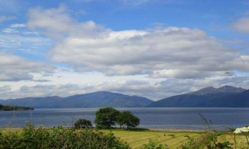 Zdjecie SZKOCJA / - / Szkocja / Loch Long