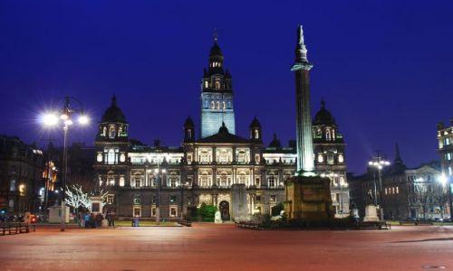 Zdjęcie SZKOCJA / - / Glasgow / Glasgow- podróż do Szkocji